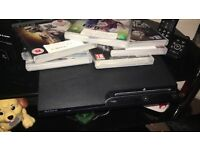 PS3 Sony Playstation With Games