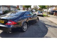 Mercedes CLS 320 CDI want seling or px
