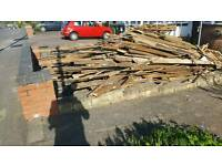 Old timber for free