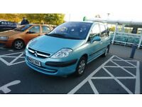 citroen c8 long mot 8seater!