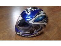SHOEI - Interceptor - YF Design Helmet (53cm)