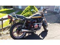 Kawasaki zr550
