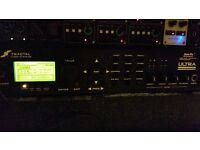 Fractal audio axe fx ultra amp modeller