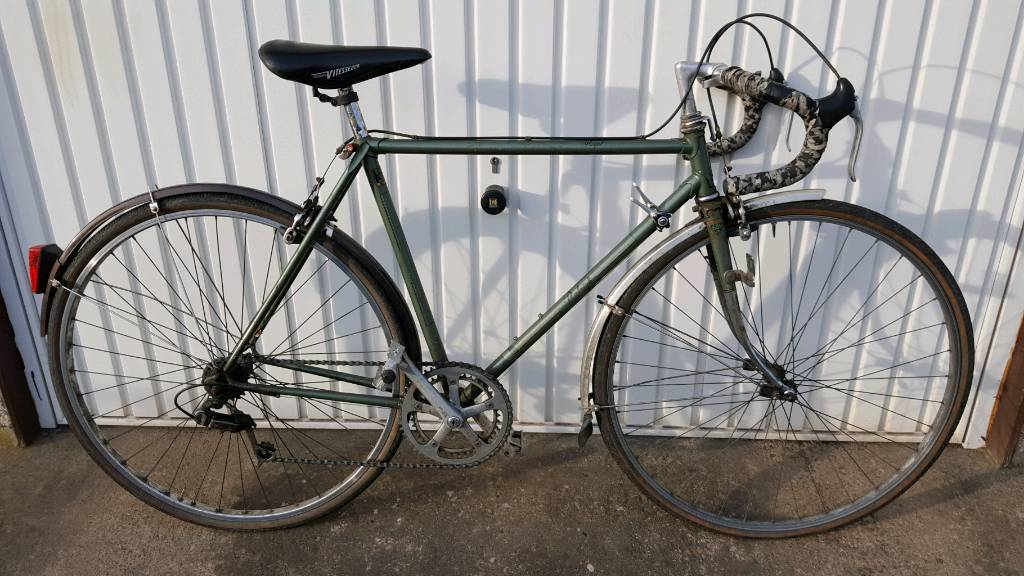 Raleigh Royal Road Bicycle For Sale in Great Riding Order and Good Condition, Reynolds 531 Frame