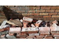 FREE - rubble/ bricks