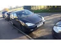 1.6ltr petrol 5 door 2004 Ford Focus