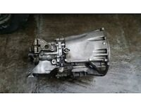 MERCEDES SPRINTER vito 311 313 315 CDI 906 2006-2009 GEARBOX 6 SPEED MANUAL