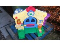 Fisher-Price Laugh & Learn Learning Home Playset.