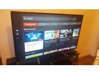 PANASONIC VIERA 50-inch 50DX700B Smart 4K UHD LED TV, built in Wifi,Freeview Play