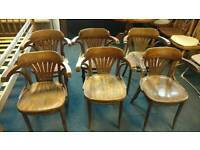 Chairs for sale x 8 WILL SPLIT