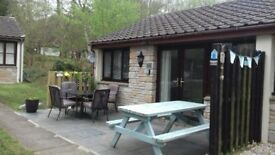 AV 30TH JUNE-7TH JULY Cosy cottage, near st ives, in holliday village,fully equipped for4 persons.