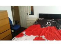 Double room. All inclusive. Dss welcomed. 1 week deposit and 1 week rent. For 1 person.