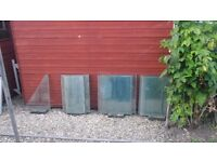 for sale used greenhouse glass