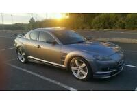2004 Mazda RX8 231 bhp - Recent Engine Rebuild