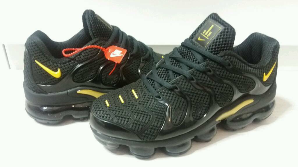 Brand New Nike Air Vapormax Tn Plus 97 95 Max Exclusive Black White   013142674