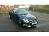 61 PLATE VW PASSAT £30 a year tax 140 bhp briliant car (like audi , bmw)