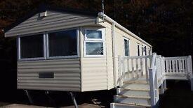 Immaculate 2014 Delta Darwin Deluxe 3 bedroom Static - 12 x 32 feet - Sundrum Castle, Ayr