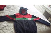 Boys Wales M&S hooded top 7-8years