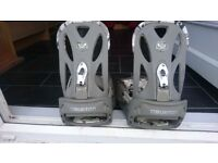BURTON CAMO BINDINGS