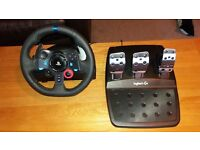 Logitech G29 Racing Wheel for PS4/PS3/PC - RRP £180