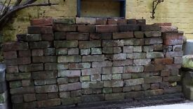Victorian Bricks - hand-made (110x230x65 mm).