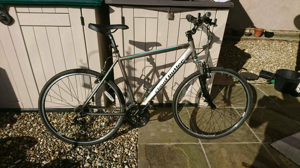 Mens Claude Butler Explorer 200 Hybrid Bike