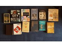 Architecture and related books
