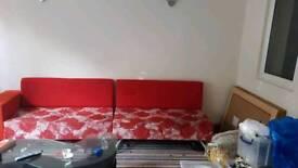2 x 2 seater sofa fir sale