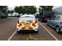 Ford Fiesta 1.6 TDCI ECOnetic Panel Van 3dr ***NO VAT*** ***NO VAT***