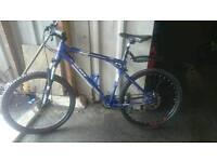"""Gt aggressor xc.3 cross country. Mountain bike. Mens. 26"""" rock shox"""