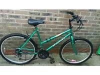 Good condition Apollo mountain bike