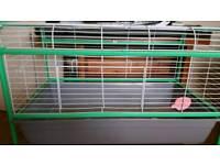 Guinea pig / rabbit cage reduced