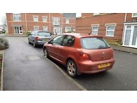 Peugeot 307 hdi,has pas front electric windows
