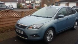 ford focus, 12 month mot,