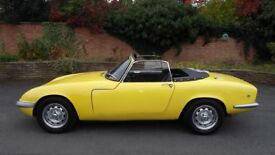 LOTUS ELAN LOTUS ELAN LOTUS ELAN WANTED FOR CASH IN ANY CONDITION ** CASH BUYERS **