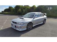 Subaru Impreza WRX STI Type R
