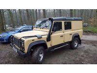 L/ ROVER 110 DEFENDER 2.5 TD CTY ST WAGON