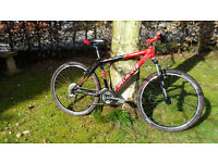 Immaculate Specialized Stumpjumper M4 Alloy Mountain Bike, Everything Original, 17 Inch Frame!