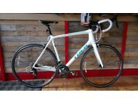 Carbon Trek Emonda road bicycle, Shimano equipped