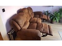 Set of 3seater ,2 seater and Armchair. sofa