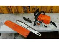 Stihl ms 362c chainsaw