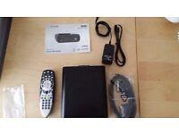 TVONICS DTR-HV250 250GB Freeview + HDMI Digital TV Recorder Set Top Box 1080p. No offers please.