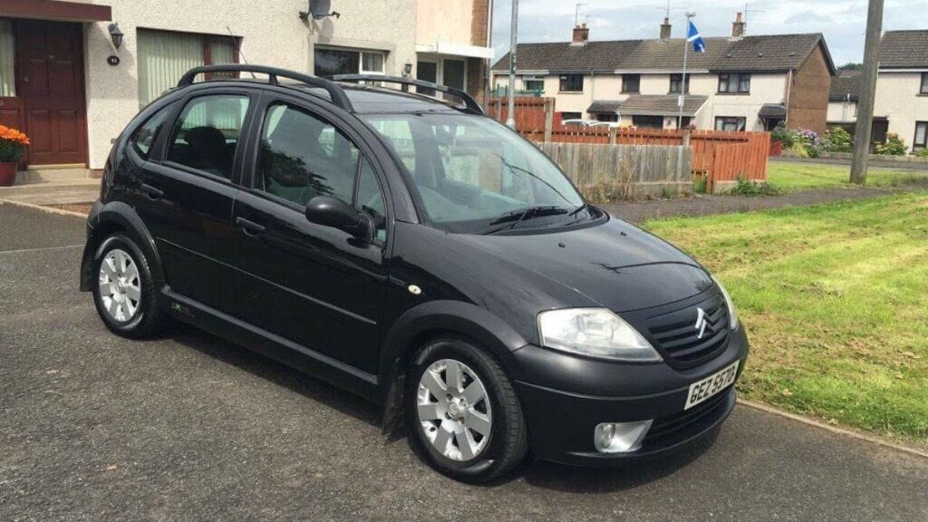 2006 citroen c3 xtr hdi 1 6 diesel for sale in randalstown county antrim gumtree. Black Bedroom Furniture Sets. Home Design Ideas