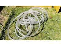 Aquatic hose 17mm