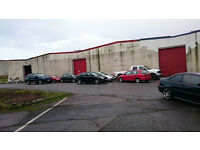 ** INDUSTRIAL UNITS at amazing rentals** Broxburn EH52 5BB