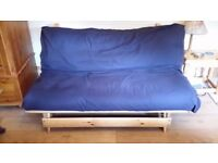 Double bed futon