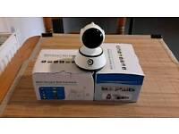 720p IP Indoor Pan/Tilt Cameras