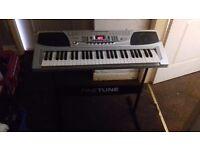 Fine tune keyboard for sale