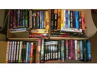 50+ Teen fiction books