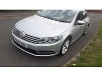 VW CC COUPE NEWER MODEL MORE STREAMLINE&SPORTIER